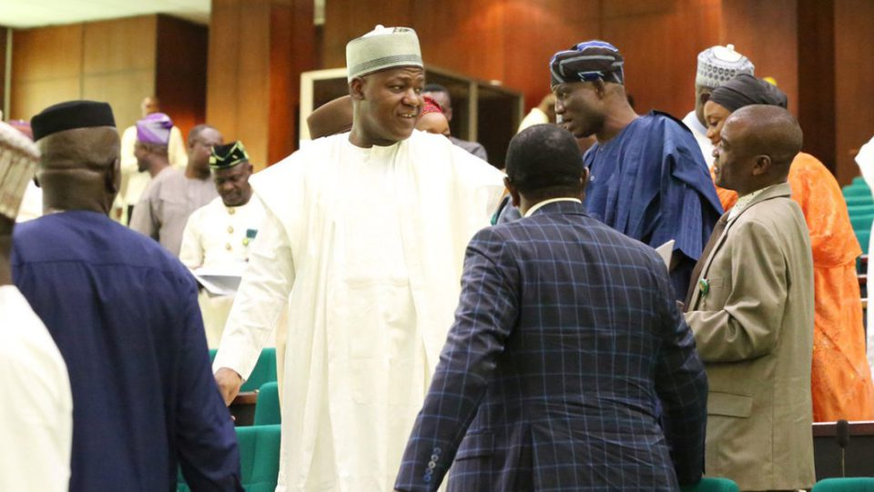 We have not dropped 'Not-Too-Young-To-Run Bill', we only changed its title - Reps