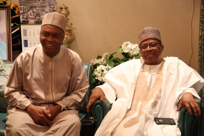Babangida has played a key role in history