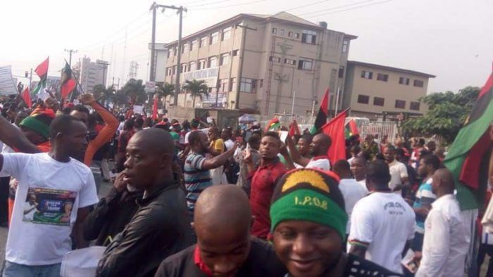 IPoB goes to court, says proscription orde
