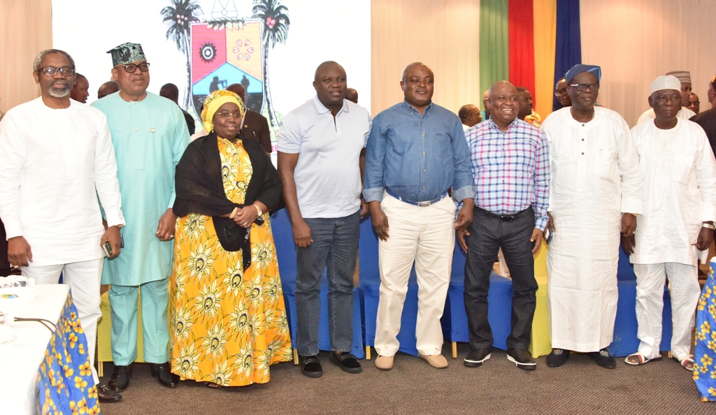 We are here to ensure that we make life better for the people - Ambode