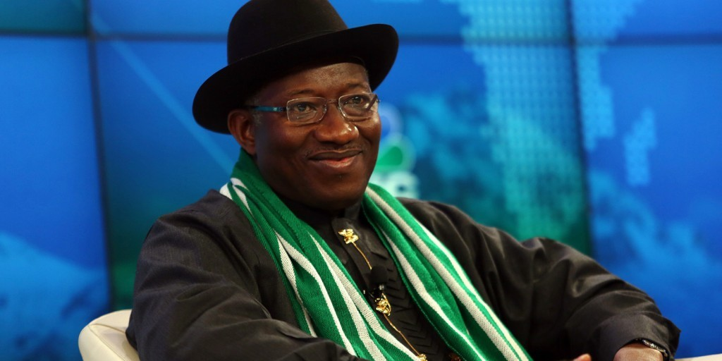 2015: Jonathan is a man of the state, he p