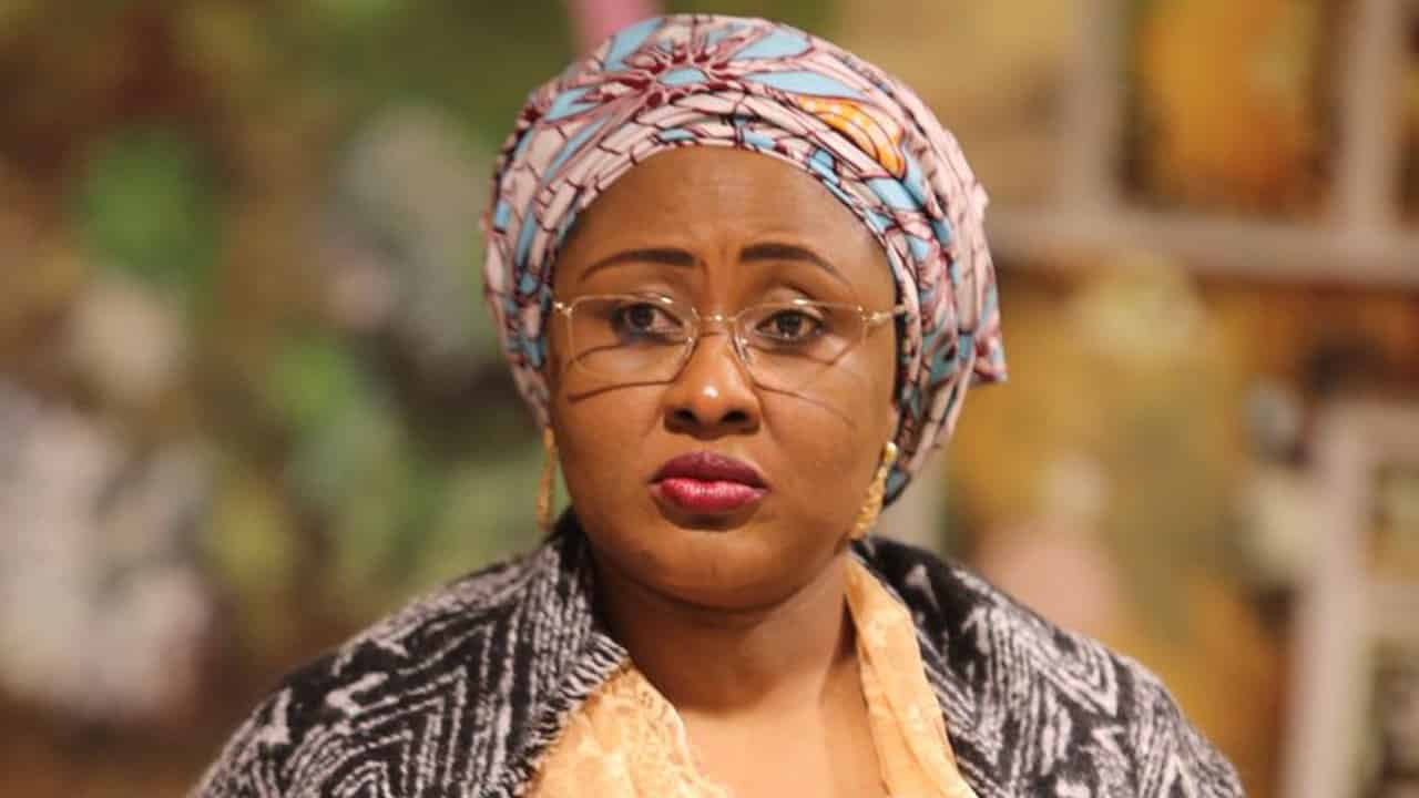 Let me make it clear that the vehicles i'm using belong to the family - Buhari's wife