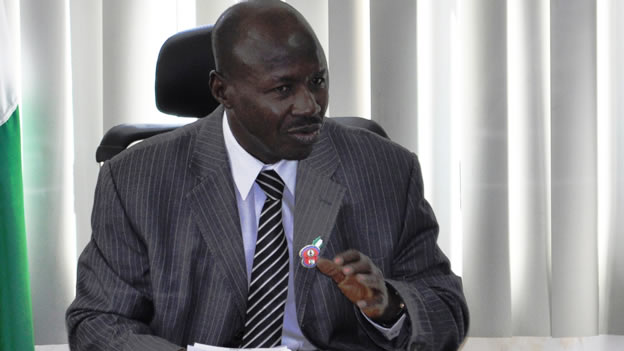 No doubt Buhari's will to fight corruption is strong - Magu