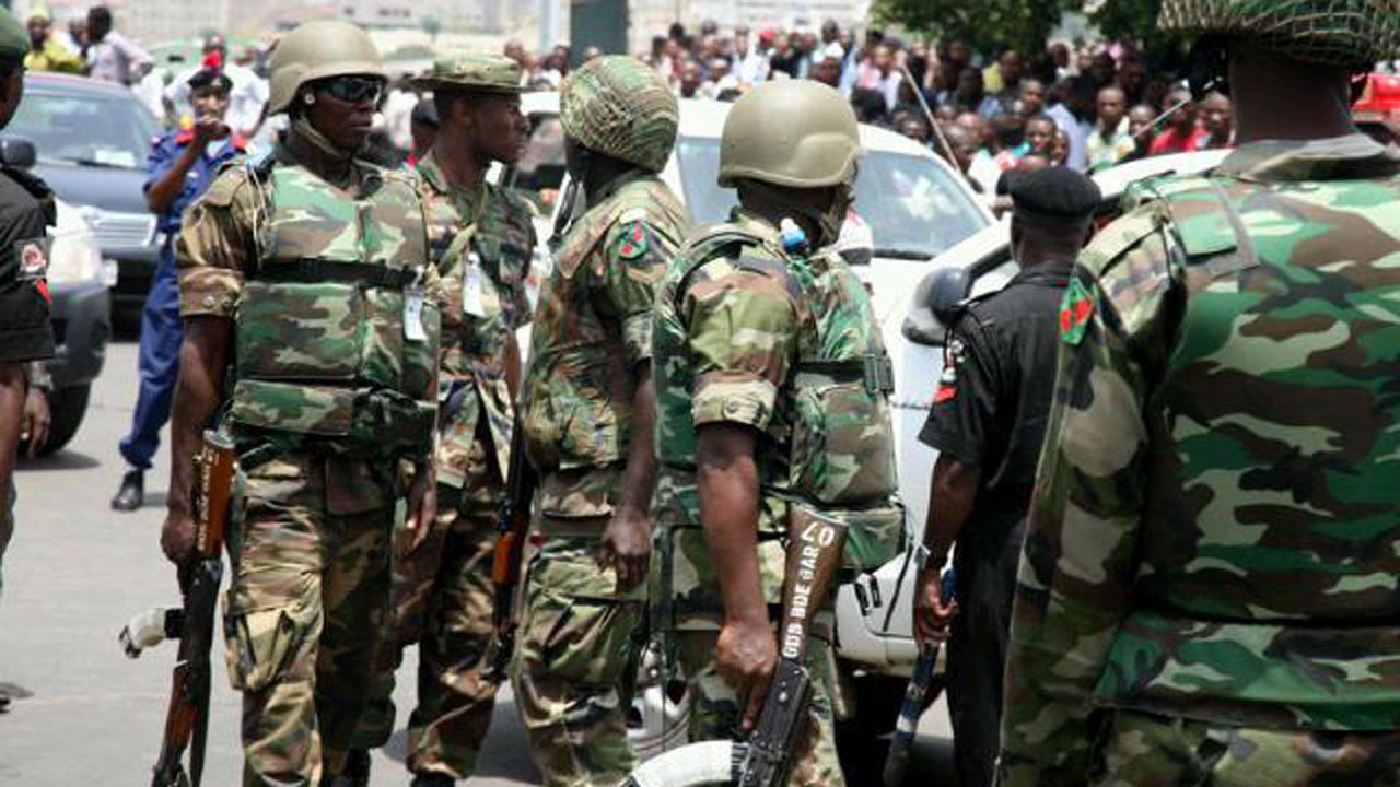 Army ends Operation Crocodile Smile II in Lagos and Ogun, nabs 399 suspects