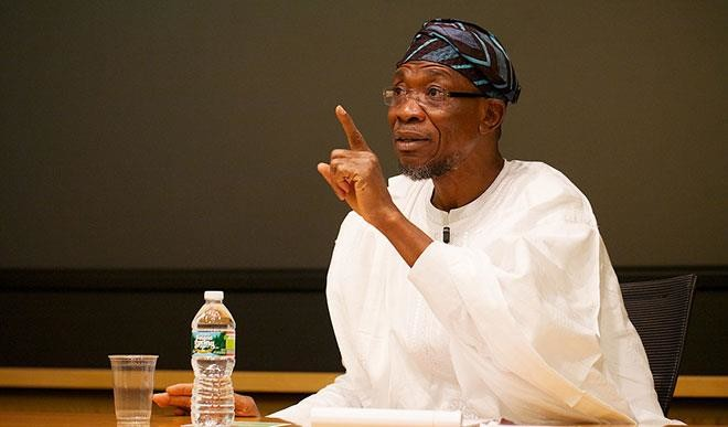 Contrary to the lies around, it is not all our workers that receive half salary - Aregbesola