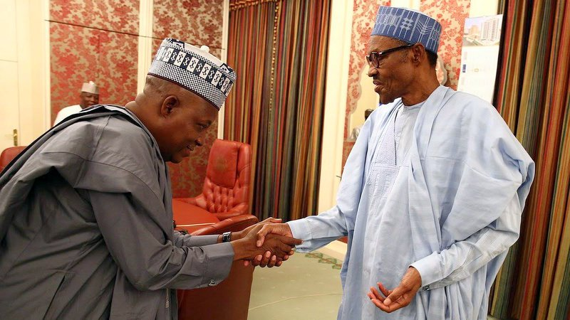 Only God knows what would have become of Borno if not for Buhari - Shettima