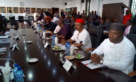 South East leaders to Buhari: Come to our rescue now