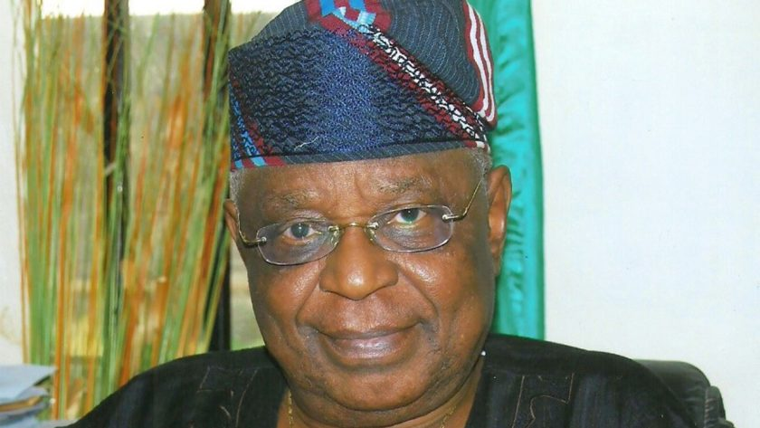 Death of Tinubu's son: We are so devastated by this sad news - Lagos APC
