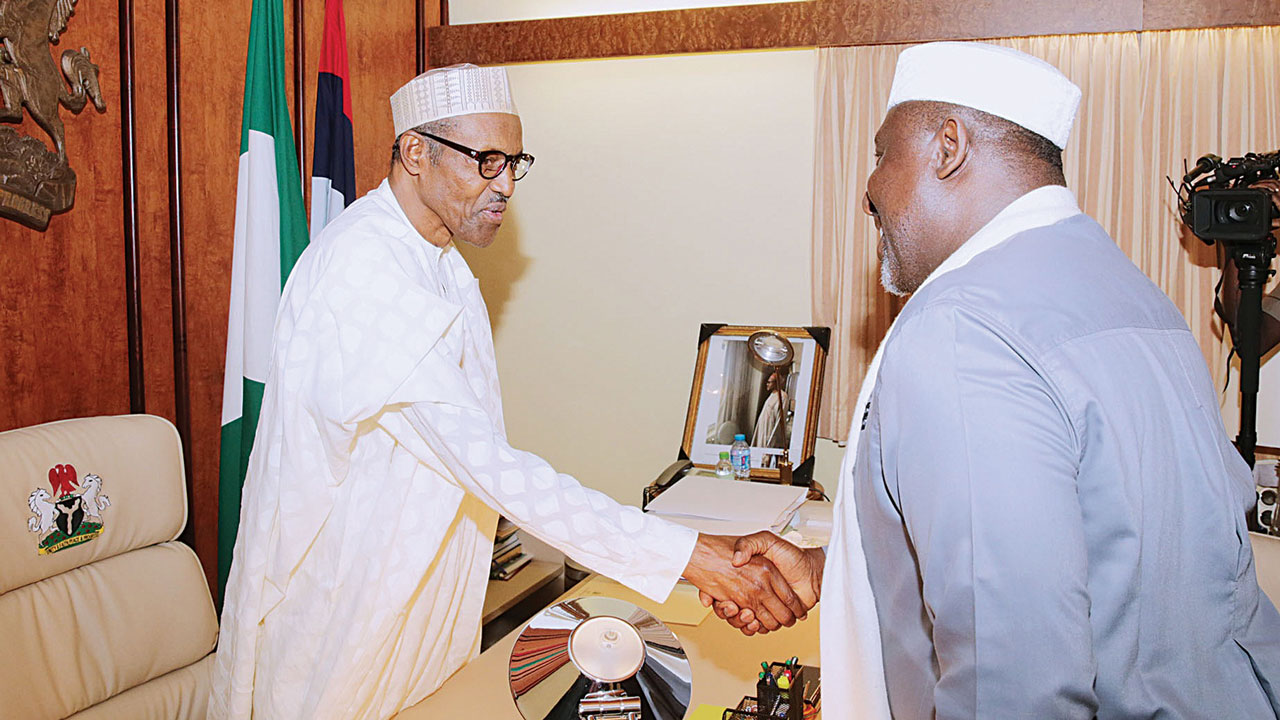 Okorocha: Buhari to visit South East soon to improve ties between the region and FG
