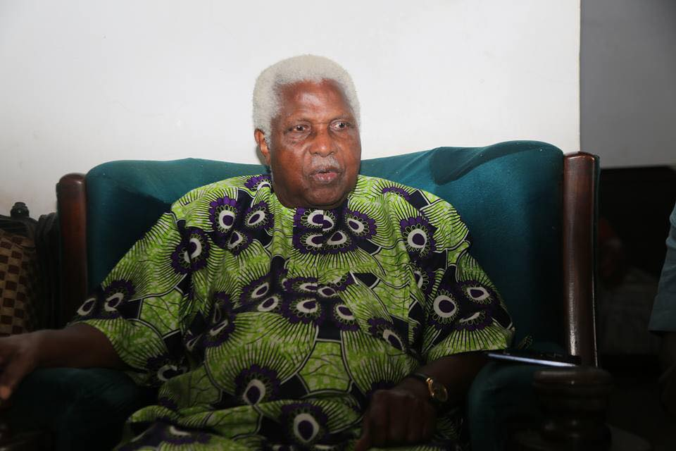 Buhari okays Ekwueme's treatment abroad, to be flown out in air ambulance