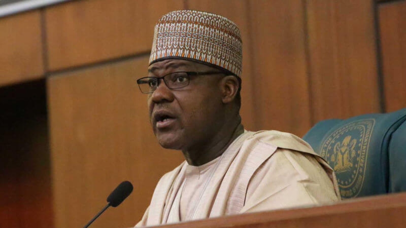 Dogara to DSS: Device new methods to checkmate threats to Nigeria's democracy