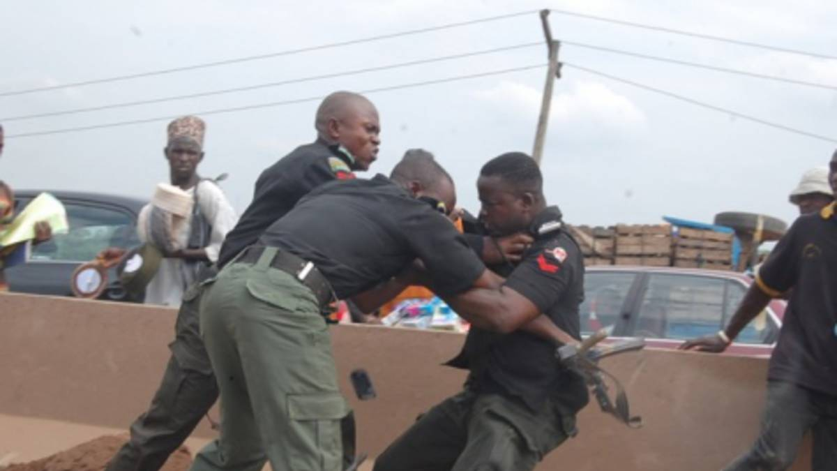 Nigeria Police rubbish 'worst in the world' ranking, say 'we're world's best'