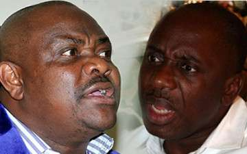Wike's outrider pulled a pistol to assassinate me but missed target - Amaechi