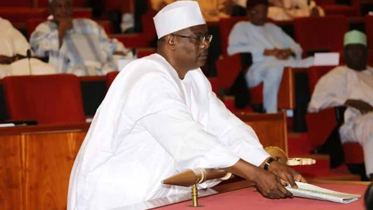 Ndume's suspension finally comes to an end, returns to Senate Wednesday