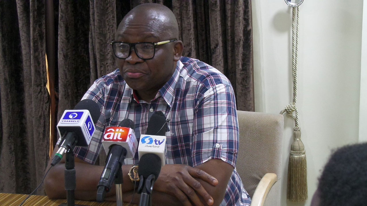 Fayose's car gifts to Adebayo, Oni with the exclusion of Fayemi suspicious - Oni's Aide