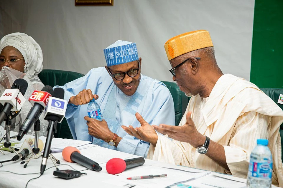 APC Chairman scores Buhari high, says he h