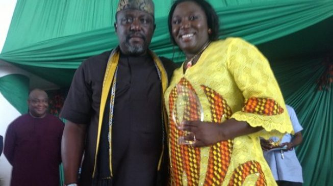 Okorocha defends sister's appointment as C