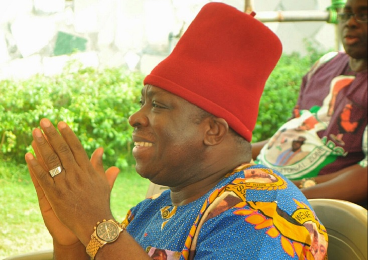 APGA's candidate, Umeh wins Anambra Centra