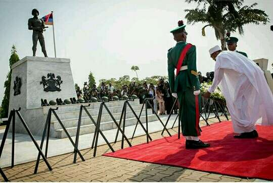 From 'Poppy Day' to Nigerian Armed Forces Remembrance Day