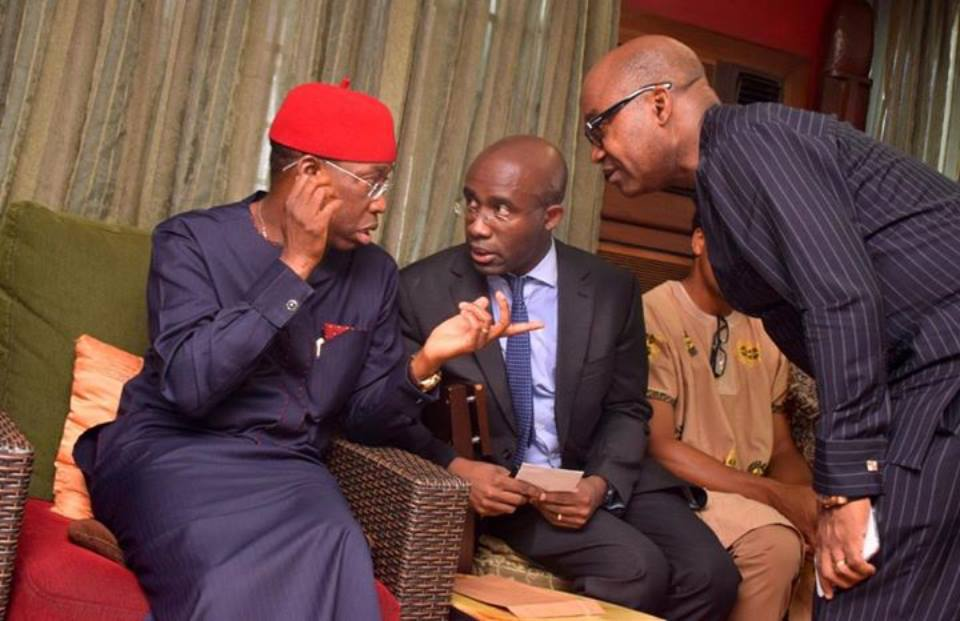 PDP congratulates Okowa, Ikpeazu over Tribunal judgments