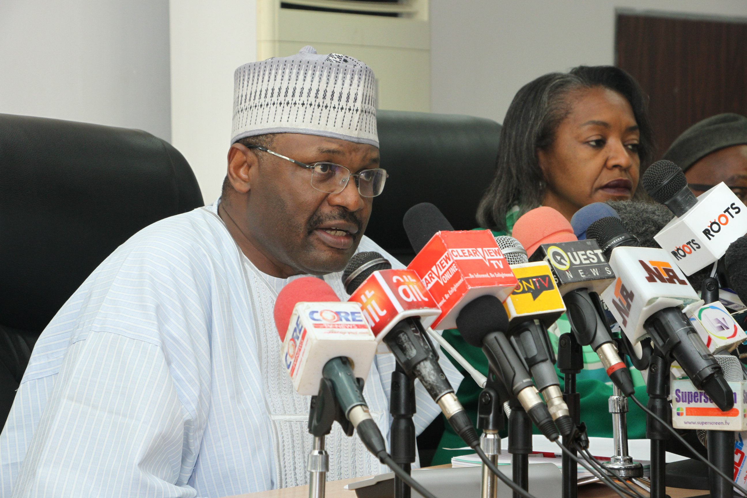 Collation Officers for Kogi Governorship poll will come from outside, says INEC