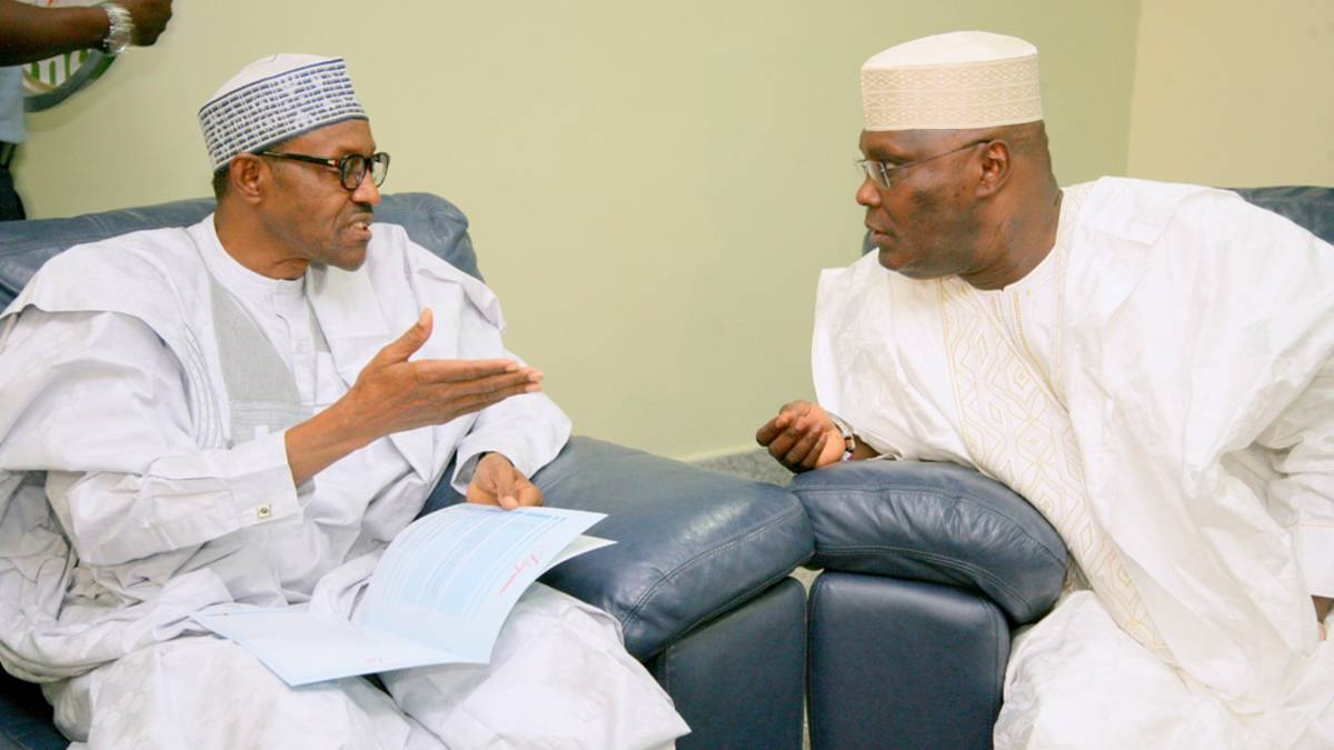 Your allegations against Buhari's victory unproven, Supreme Court tells Atiku, PDP