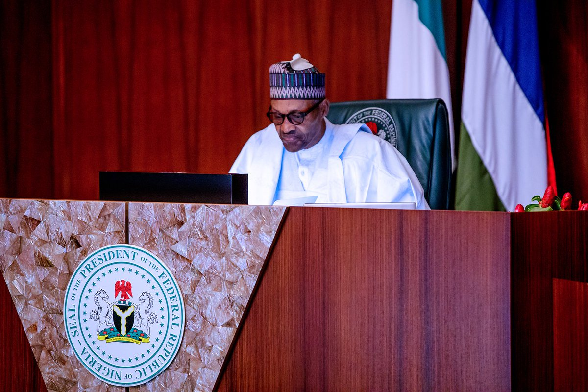 Kogi killings: I am gravely worried about frequent use of violence to settle disputes - Buhari