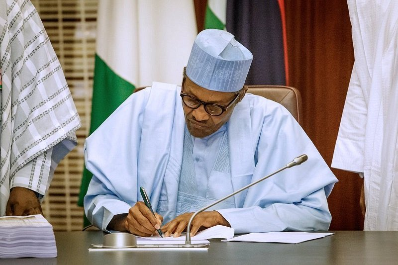 Hope rises for funding of key government projects as Buhari assents Finance Bill