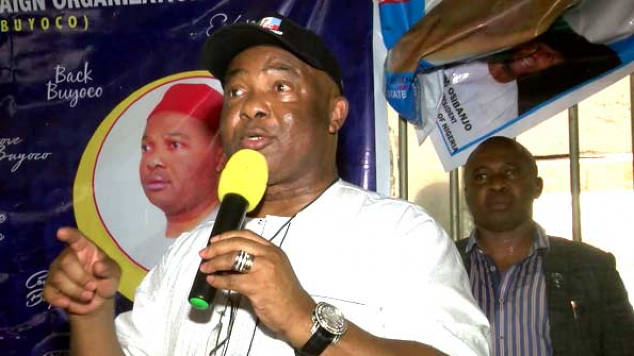 Supreme Court orders immediate swearing-in of Uzodinma as Imo Governor