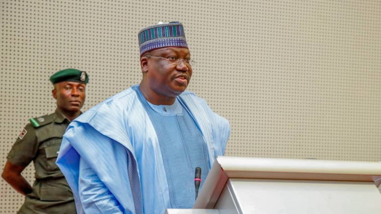 Democracy: Nigeria has been steady, determined and forward-looking, says Lawan