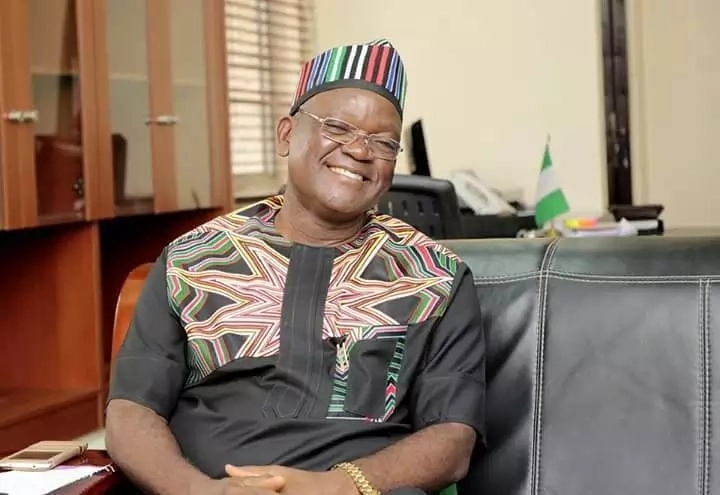 Ortom to NSCDC: We are relying on you to maintain peace in Benue