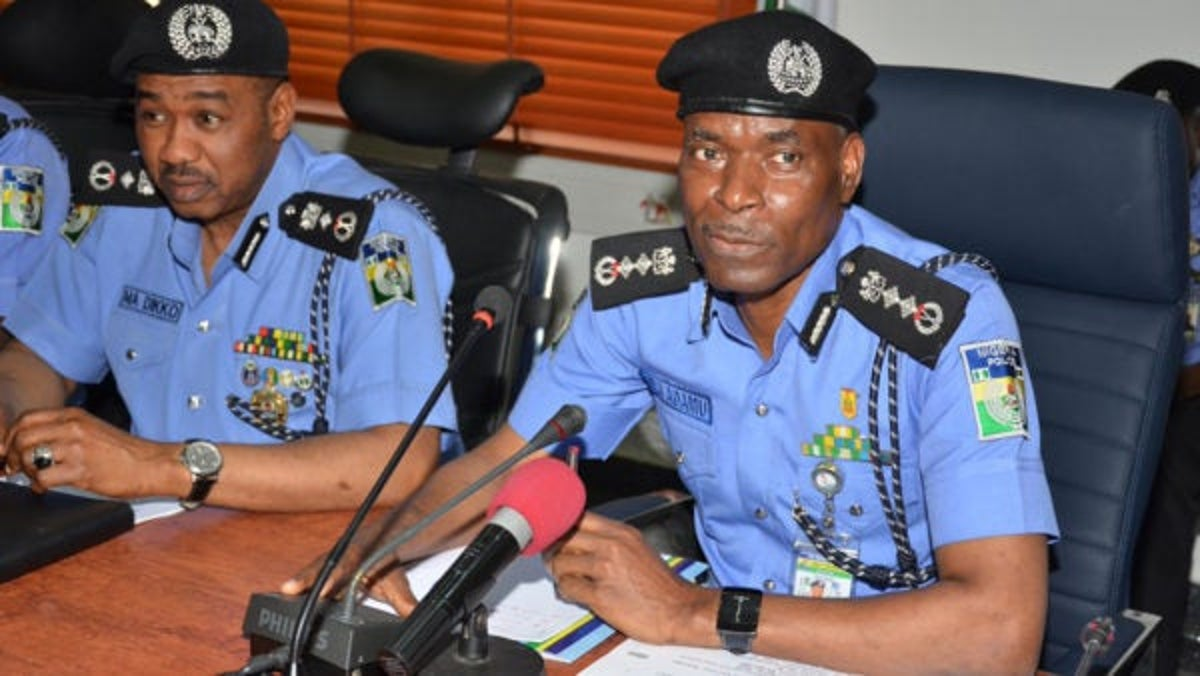 Rising Insecurity: Senate promises legislative backing for Nigeria Police