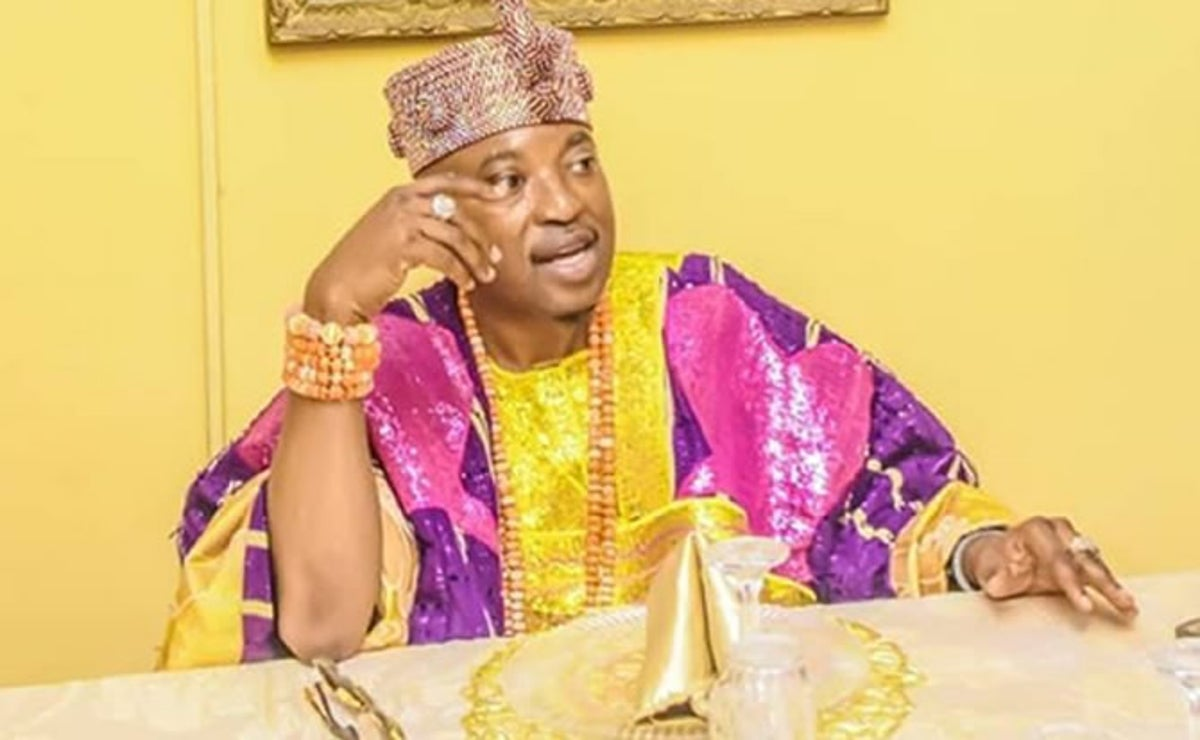 I did not punch Agbowu of Ogbaagba, though we almost had altercation, says Iwo monarch