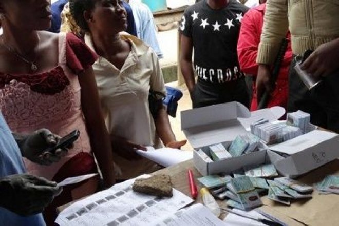 INEC records huge success in first three days of nationwide CVR
