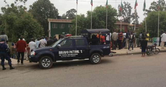 Police seal party secretariat as Plateau PDP factions clash in Jos