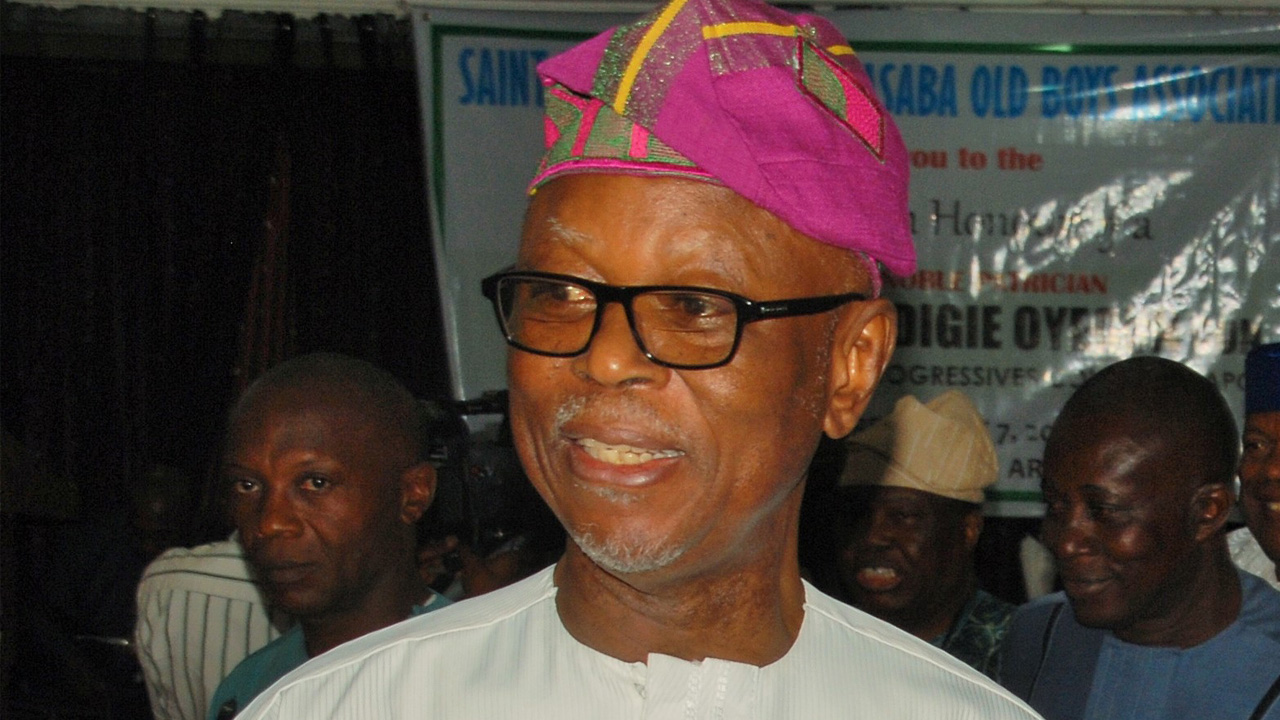 Our major goal in APC is to return South-East to mainstream politics - Odigie-Oyegun