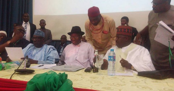 Makarfi, Modu-Sheriff bicker over directive to PDP state chapters