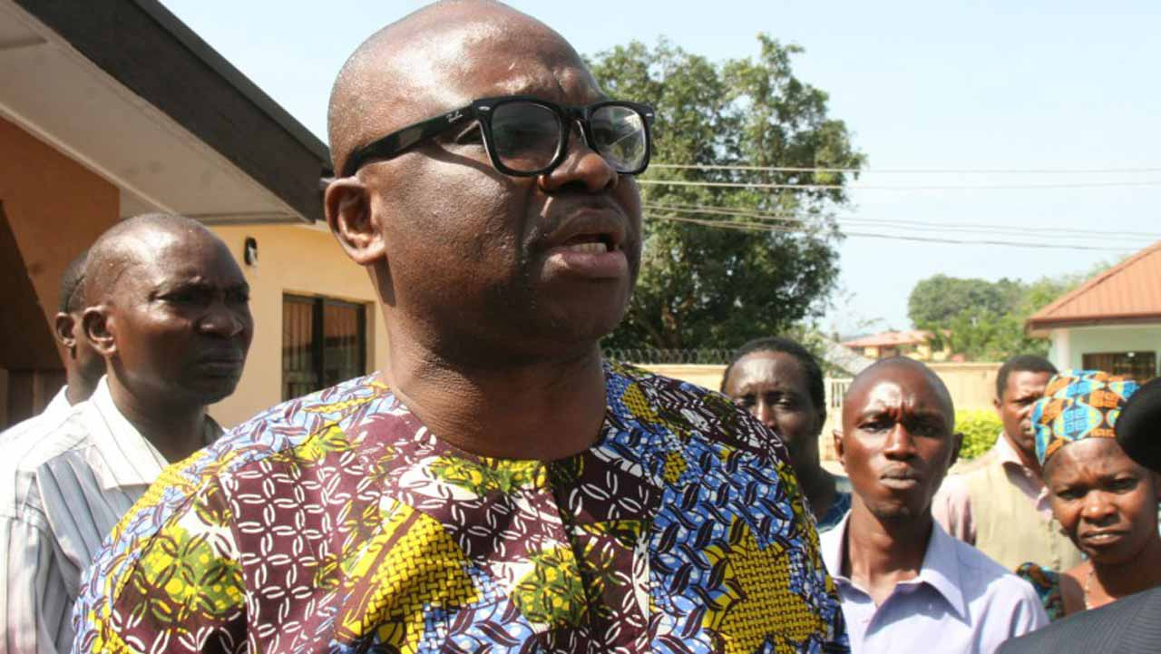 Fayose is a major factor in Nigerian politics, he has transformed Ekiti, says Tambuwal