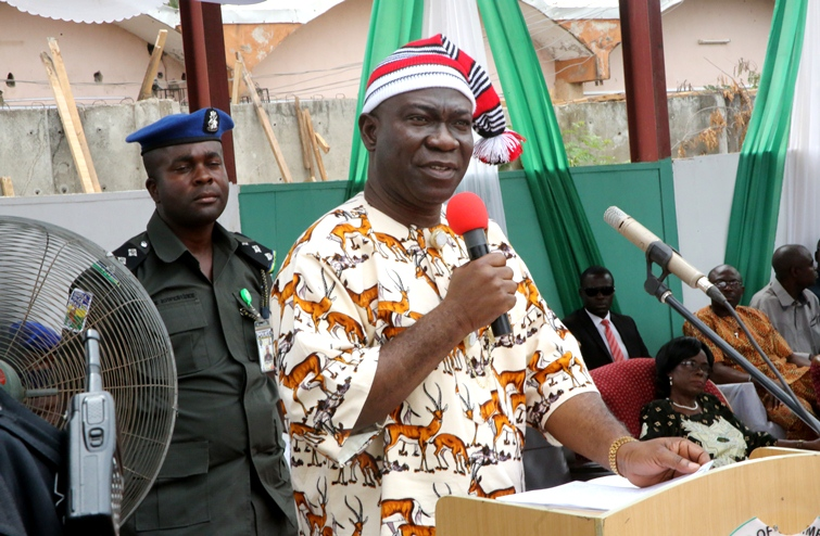 Let's strike out age qualification for political offices, says Ekweremadu