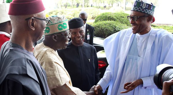 Tinubu, others can nolonger operate APC from their bedrooms - Odigie-Oyegun