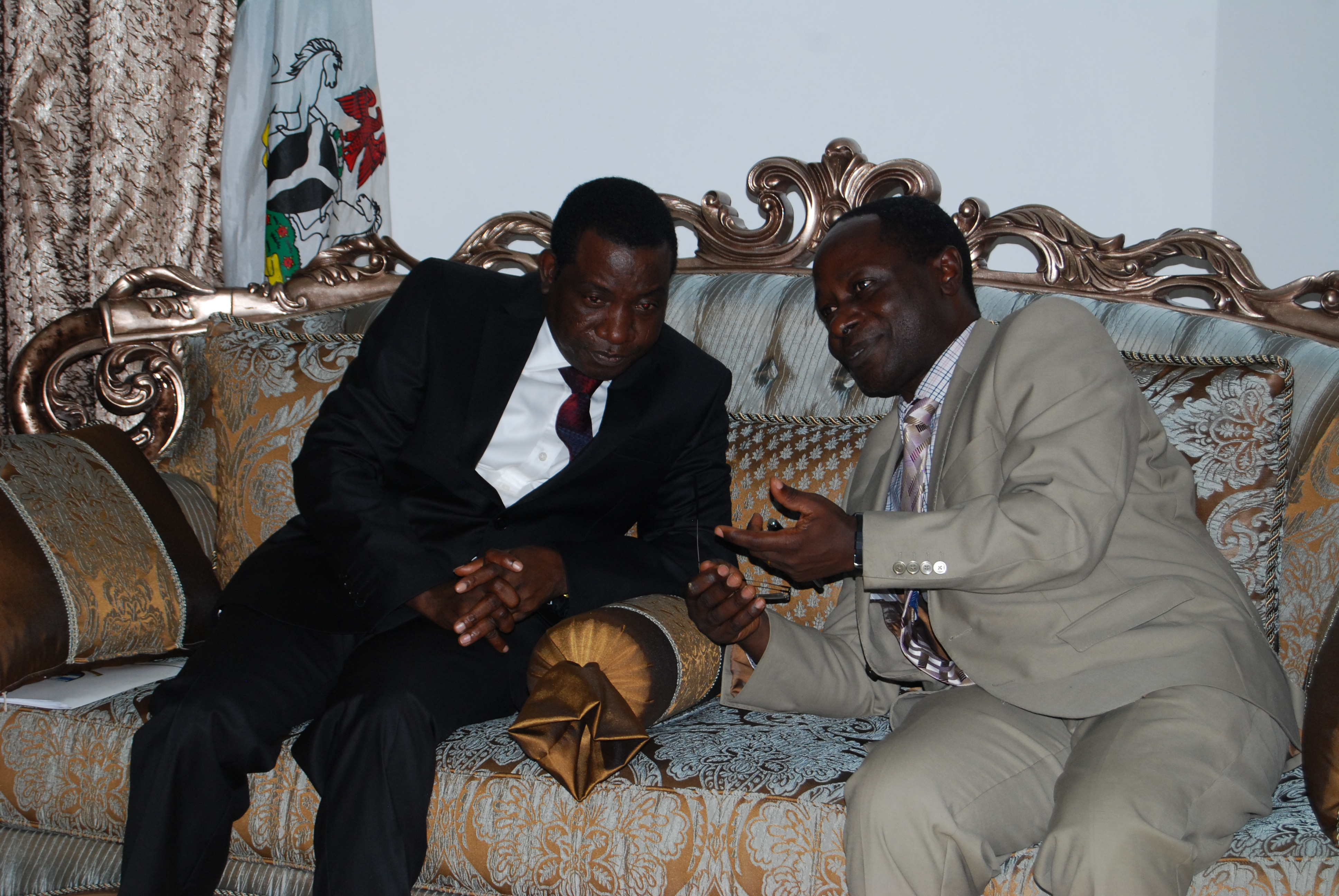 Plateau is being shortchanged by Lalong who is busy lining his pockets, says PDP