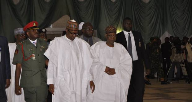 Again, i want to make myself very clear, Buhari is in safe hands - Minister