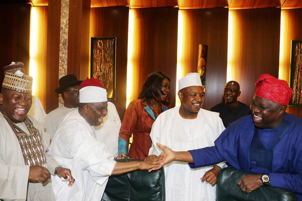 We're key component of Nigeria's democracy, say Governors