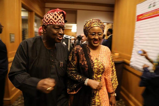 Osotimehin's death came as a rude shock, a big loss to us all - Aisha Buhari