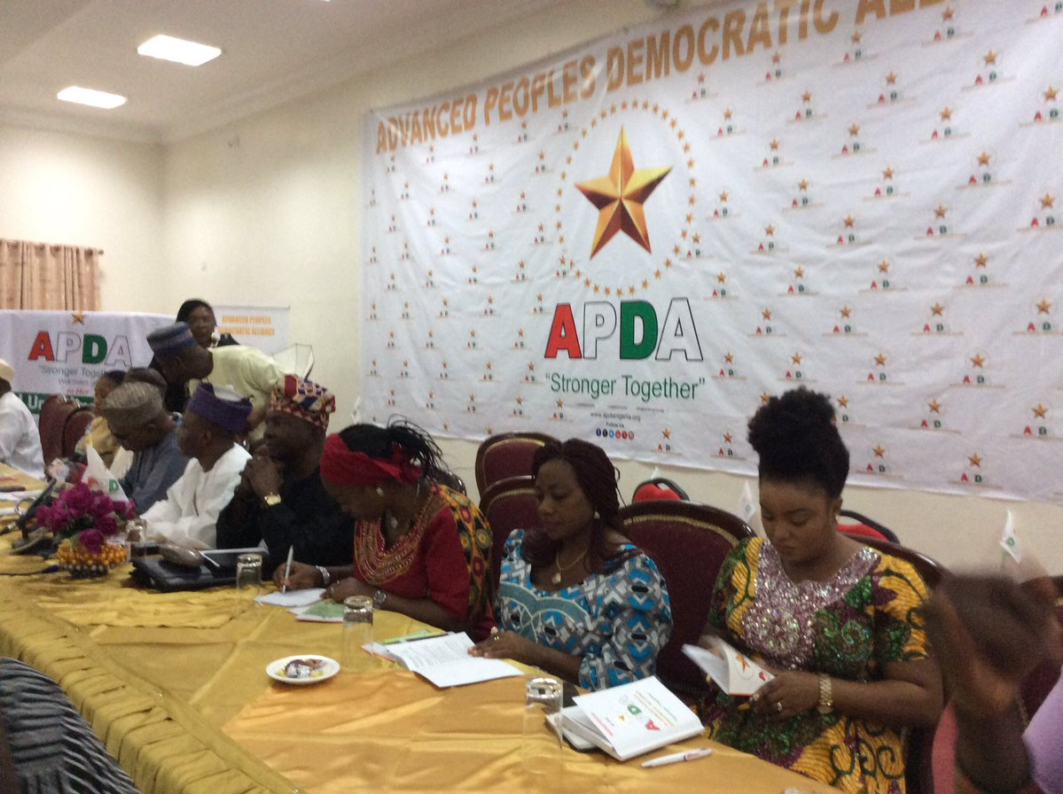 APDA, four others get INEC's nod as new political parties