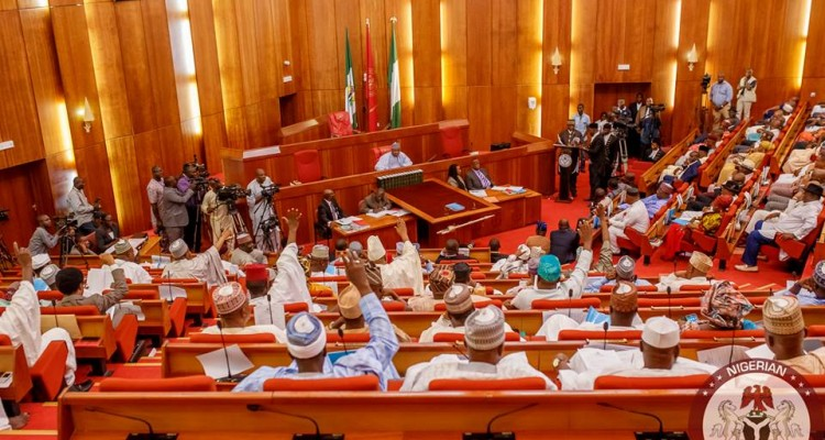 Senate knocks INEC over Continuous Voter Registration exercise