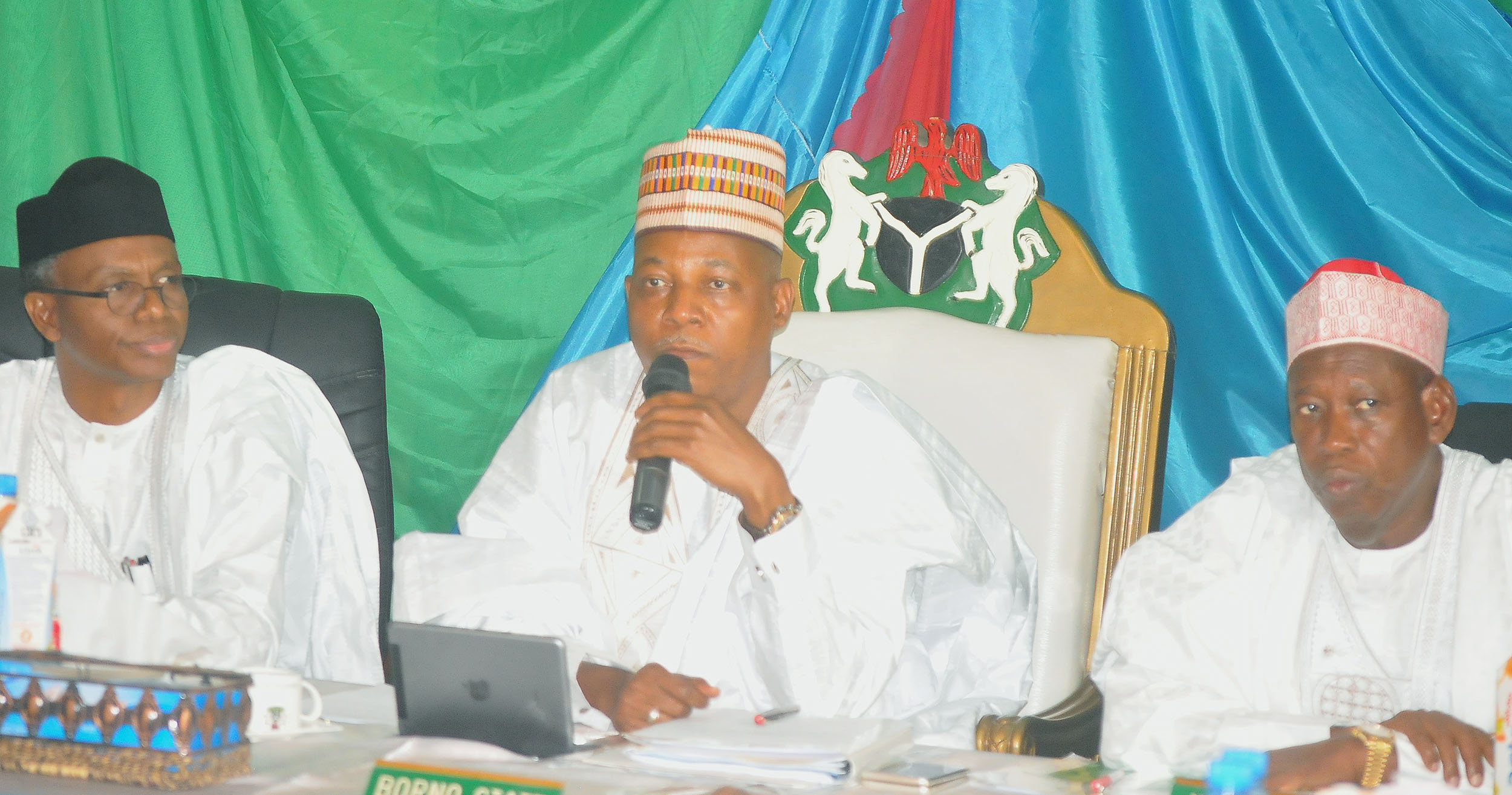 el-Rufai and Shettima are waiting for Buhari to die to seek Presidency - Arewa youths