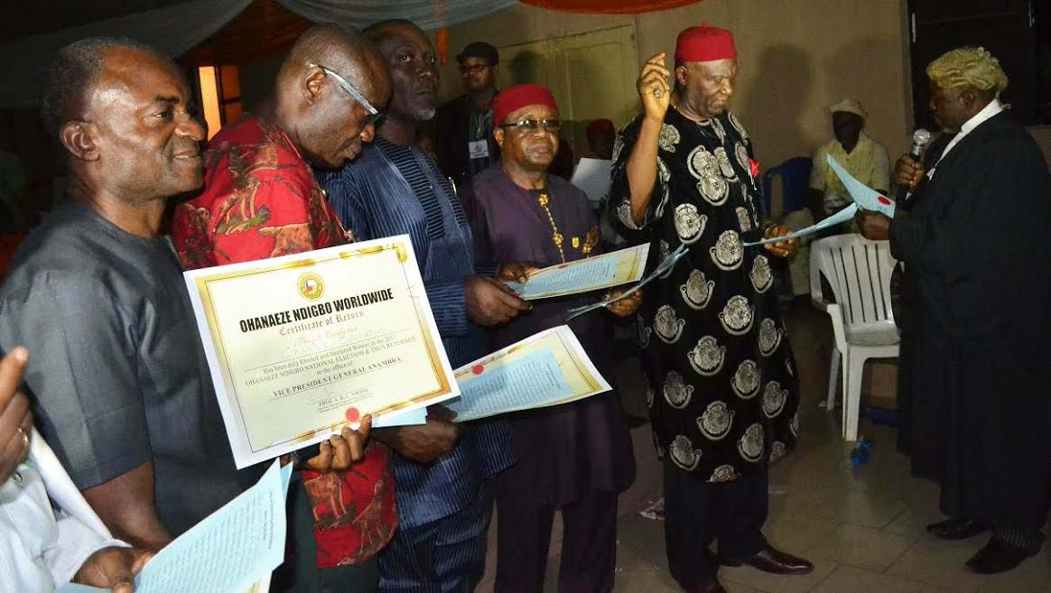 Quit notice by Northern youths provocative and inciting -  Ohaneze Ndigbo