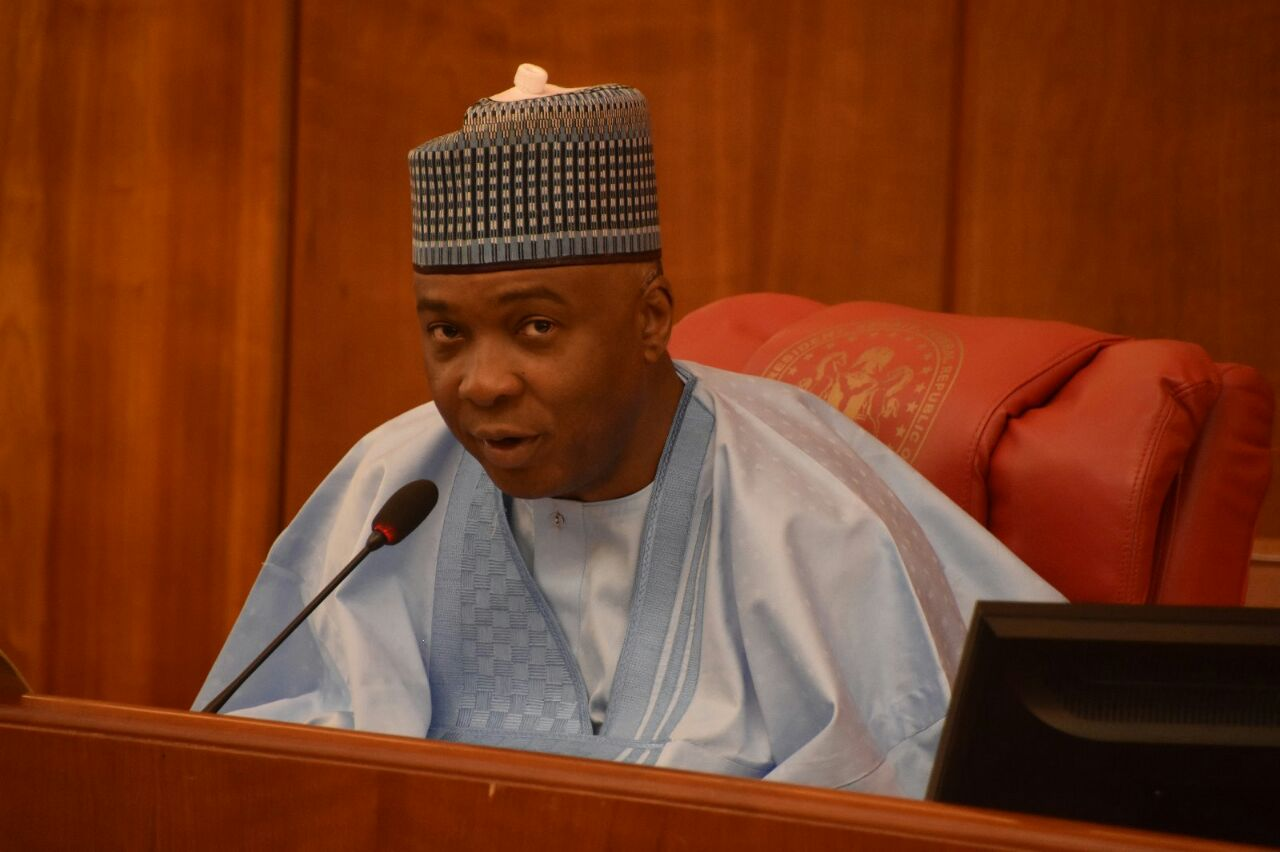 We are not afraid of anybody, we are better together than divided - Saraki