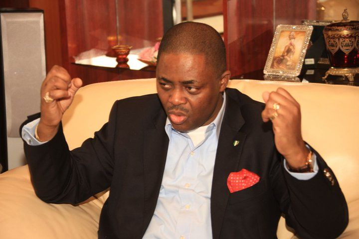 Nigeria is a colony of slaves presided over by born to rule slave masters - Fani-Kayode